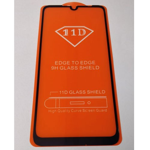 11D Edge To Edge Glass Shield, Packaging Type: Packet