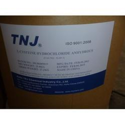 L-Cysteine HCL, Packaging Type: Drum, Packaging Size: 25 Kg