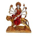 Decorated Maa Durga Statue