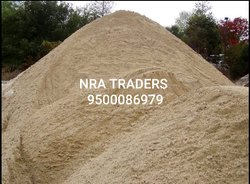 Plastering River Sand