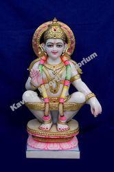 Marble Murugan Swami Statues