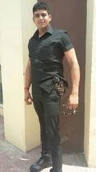 Male Personal Security Officer