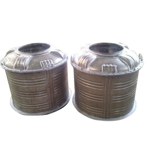Mild Steel Water Tank Rotational Mold