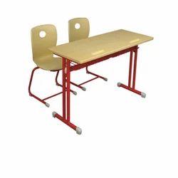 Double Desk School College Furniture