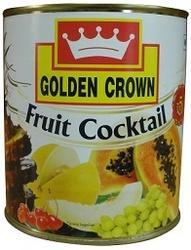 Golden Crown Fruit Cocktail , Packaging Size- 840gms