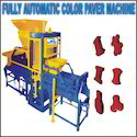 Fully Automatic Color Paver Machine