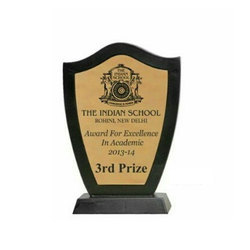 Indian School Excellence Wooden Momento