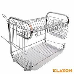 Klaxon Stainless Steel Kitchen Dish Drainer