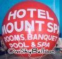Grand Opening Advertising Balloon
