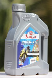 Brilliant Rider 4T Plus Engine Oil (10W30)