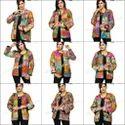 Kutch Embroidery Navratri Wear Jackets- Patch Work Jackets