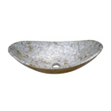 Natural Mother Of Pearl Wash Basin