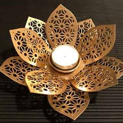 CAI Lotus T Light Candle