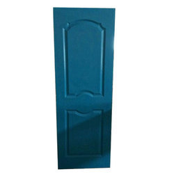 Blue FRP Door