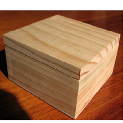 Wooden Corner Packaging Boxes