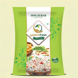 Basmati Rice Packaging Bag