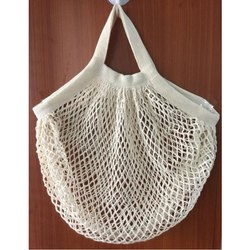 Knitted Net Bag, Size: 12 x 15 Inch