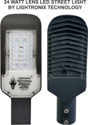 24W Aluminium Die Casting Roadway Light, Voltage: 100-305VAC