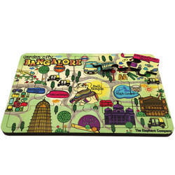 Sublimation Polymer Puzzle
