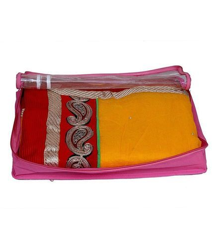 PVC Saree Packing Bags