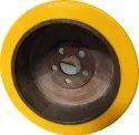 Stacker Polyurethane Drive Wheels Pu Coating/ Lining