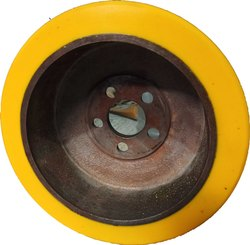 1 Inch PU Caster Wheel
