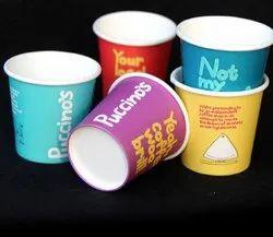 Paper Disposal Glasses Cup