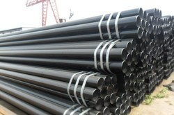 Mild Steel Seamless Pipe, Length: 3 & 24 M