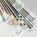 Inlay and Groove Strips Stainless Steel Profiles