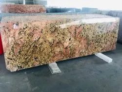 SGM Alaska Gold Granite Slab
