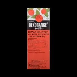 FRANCO INDIAN Orange Dexorange Syp, Packaging Size: 300ml, As Directed By Physician