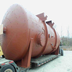 Storage Tank Compressed