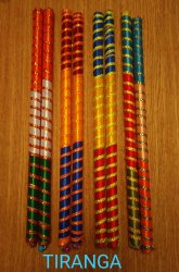Tiranga Dandiya Sticks