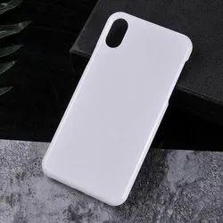 Sublimation  3d Plain Mobile Cover