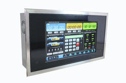 User Friendly Surgeon Control Panel with Medical Gas Alarm