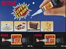 Alteco Super Glue Original Alteco-Super Glue 3gm, Packing Type: Brown Strong Master Carton