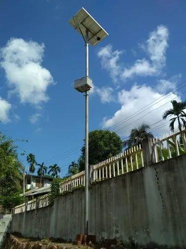 12watt Solar Street Lightning System