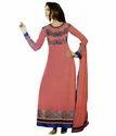 Premium Georgette Pakistani Salwar Suit (Semi Stitched)