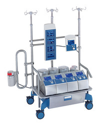 Stockert S III - 5 Pump System (Refurbished Heart Lung System)