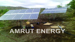 10 HP Solar Irrigation System