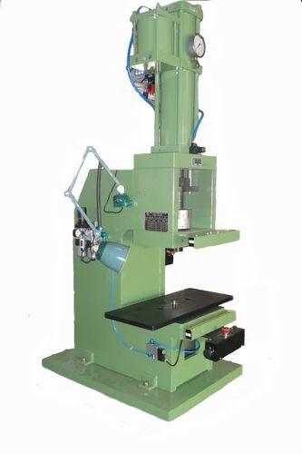 Press Machine - Pneumatic Press Machine Manufacturer from Nashik