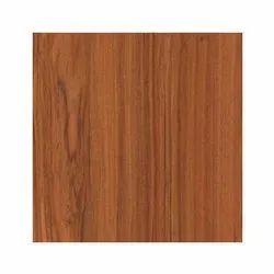 Matte Brown Wooden Laminate Sheet, Thickness: 3 Mm