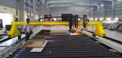 Stainless Steel Plasma Sheet Cutting Services