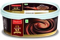 Dinshaw''s Belgian Chocolate (700 ml) Premium Ice-Cream