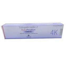 Relipoietin 4000IU Injection