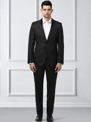 Raymond Raymond Dark Grey Contemporary Fit Suit