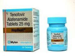 Hepbest Tablet, Tenofovir Alafenamide (25mg)