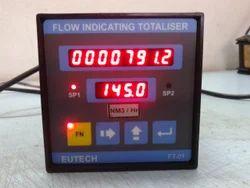 Flow Indicating Totaliser