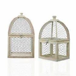 Semicircular Cage