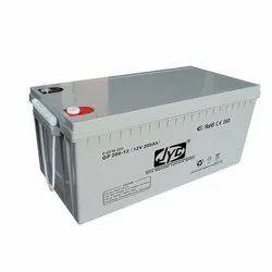 JYC GP200-12 SMF UPS Battery, Capacity: 200 Ah, 12 V